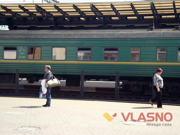 вінницький вокзал фото