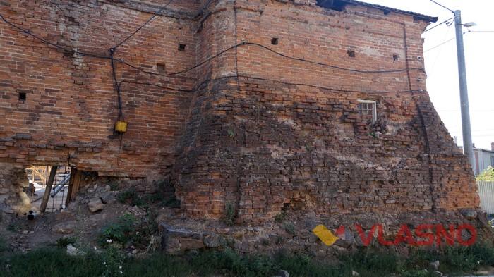 Вінницькі мури фото