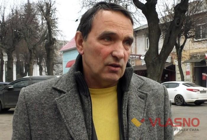 директор школи №2 Володимир Мріщук фото