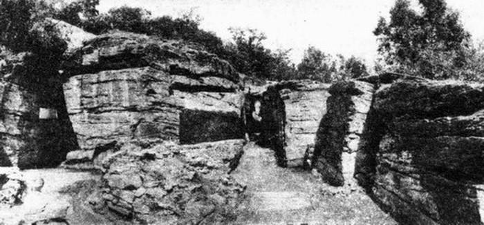 бушанські барельєфи фото