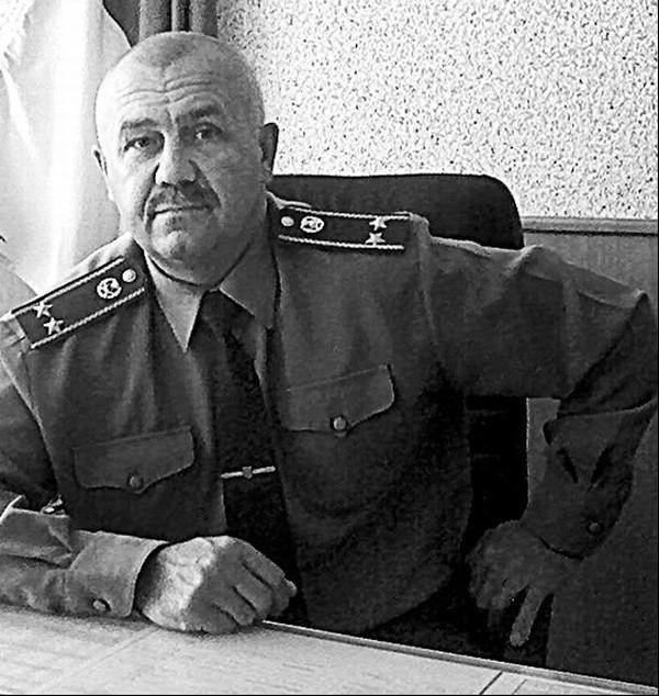 підполковник Михайло Дзигаленко фото