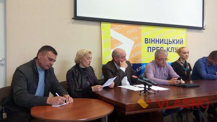 проект Регіональні голоси за демократію: Вінницький вибір 2015 фото