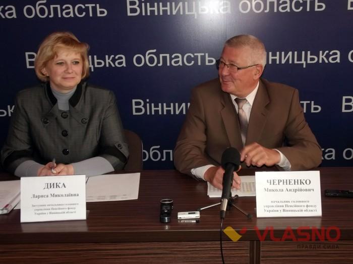 Лариса Дика та Микола Черненко фото