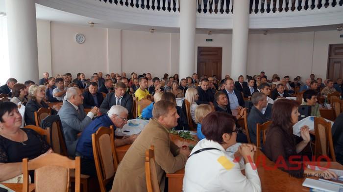 нарада з керівниками дитячо-юнацьких спортивних шкіл Вінницької області фото