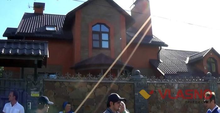 будинок Романа Аксельрода фото