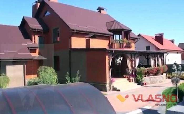 будинок Володимира Кістіона фото