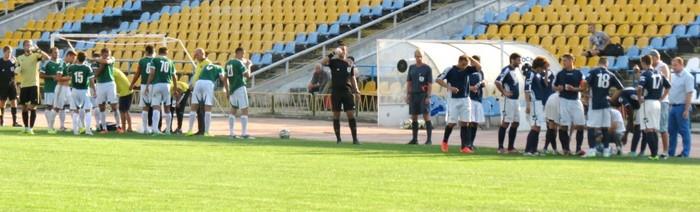 другий етап розіграшу Кубку України з футболу фото