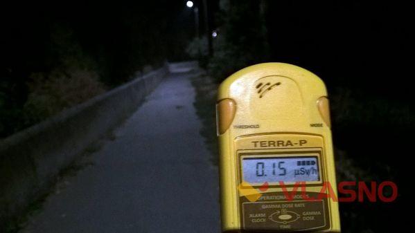 вимірювання радіації вінниця фото
