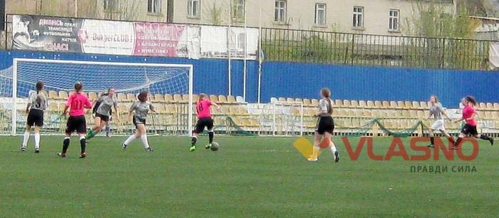 чемпіонат Вінниччини з жіночого футболу фото