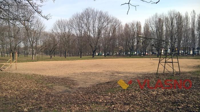парк Інтеграл у Вінниці фото