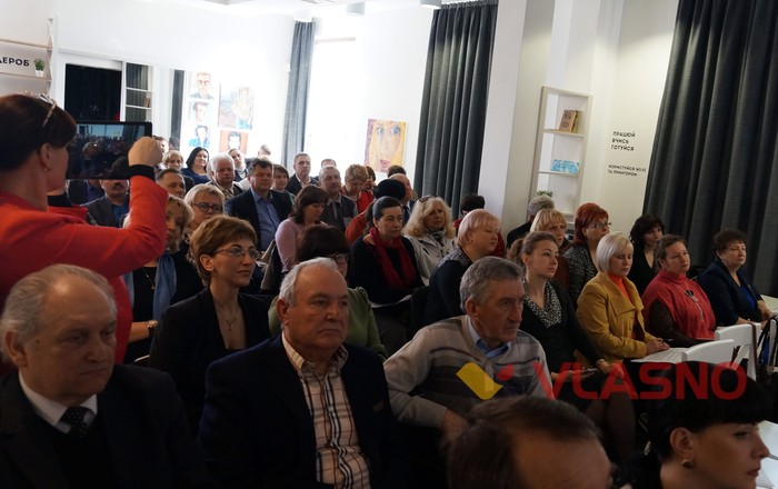 практична конференція по культурі у Вінниці фото