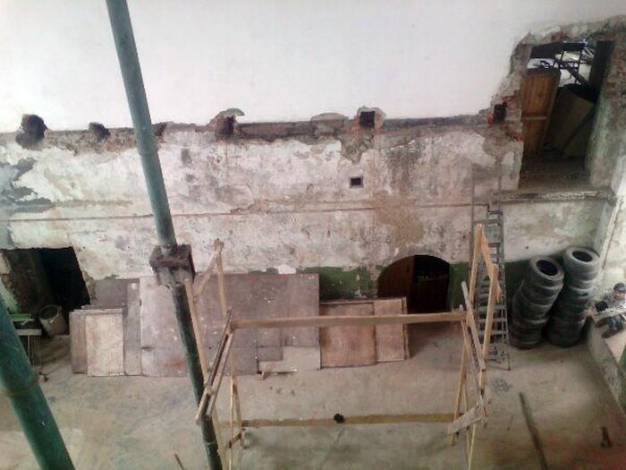 ремонт храму в Олексіївці фото
