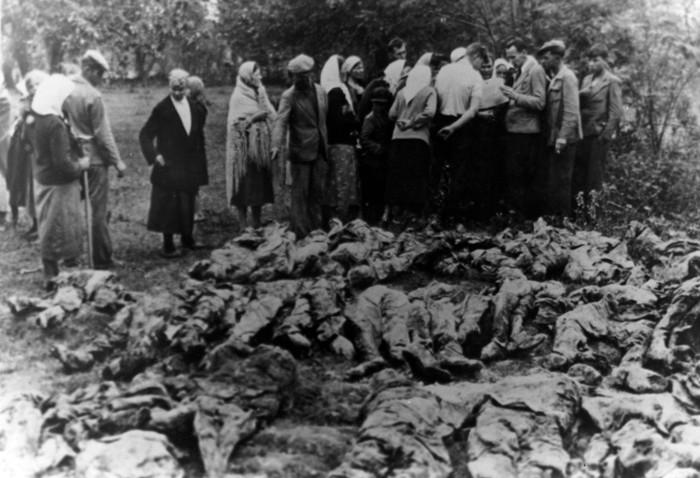 Голокост фото