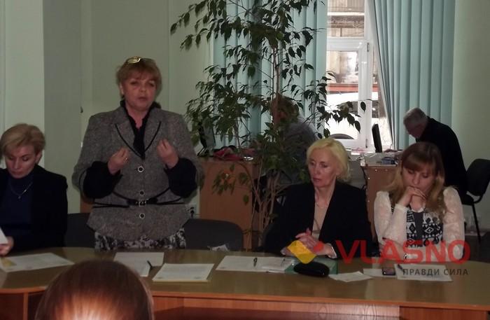 круглий стіл щодо реабілітаційного центру для аутистів у Вінниці фото