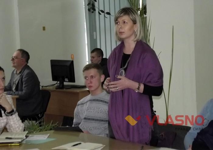 Віталія Ролінська фото