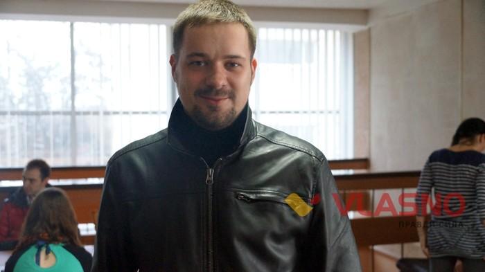керівник групи кастингу шоу Х-фактор Владислав Рудюк фото