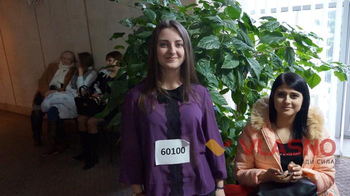 конкурсантка X фактору у Вінниці Марія фото