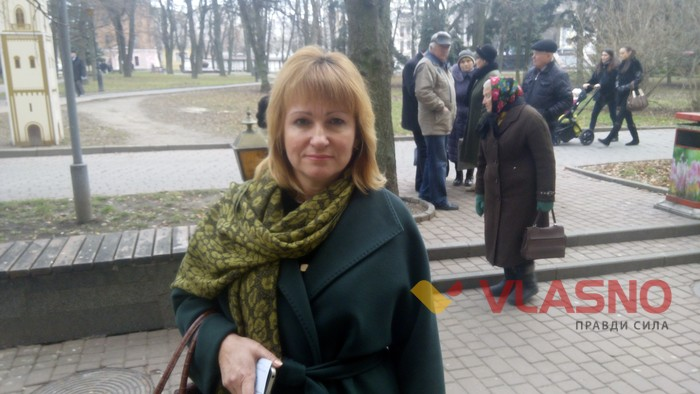 Людмила Щербаківська фото