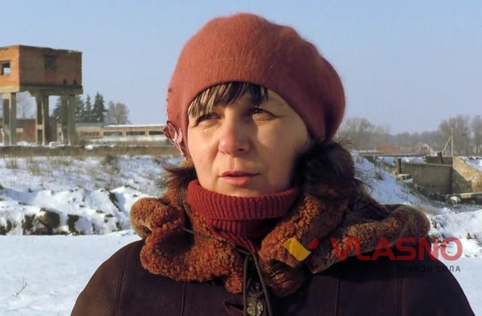 екс головний технолог Турбівського цукрового заводу Юлія Голуб фото