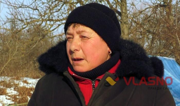 колишній працівник Турбівського цукрового заводу Наталя Федорівна фото