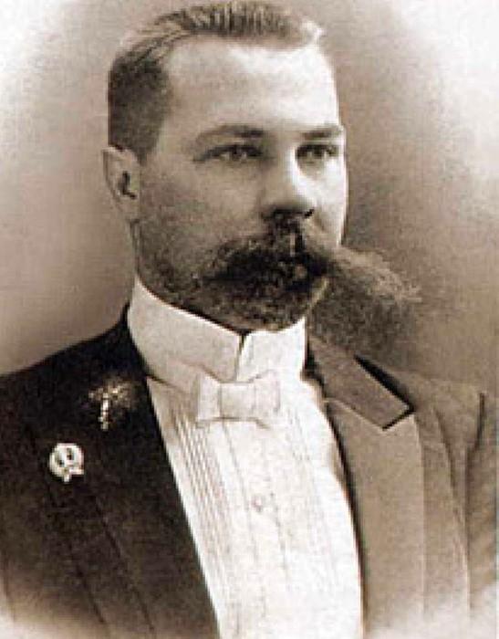 Микола Міхновський фото