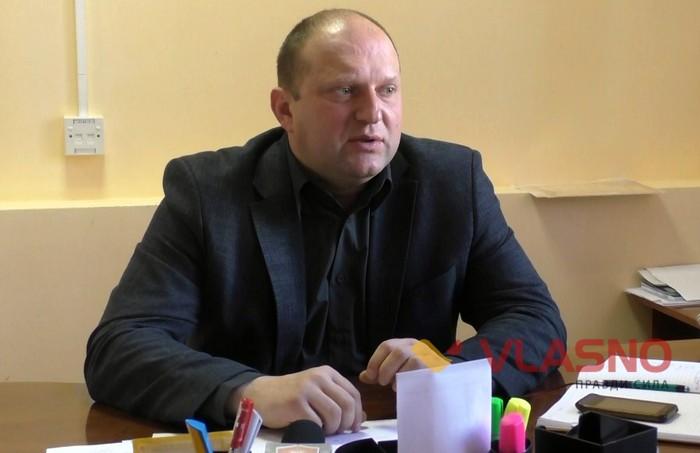 начальник державної екологічної інспекції у Вінницькій області Юрій Дубовий фото