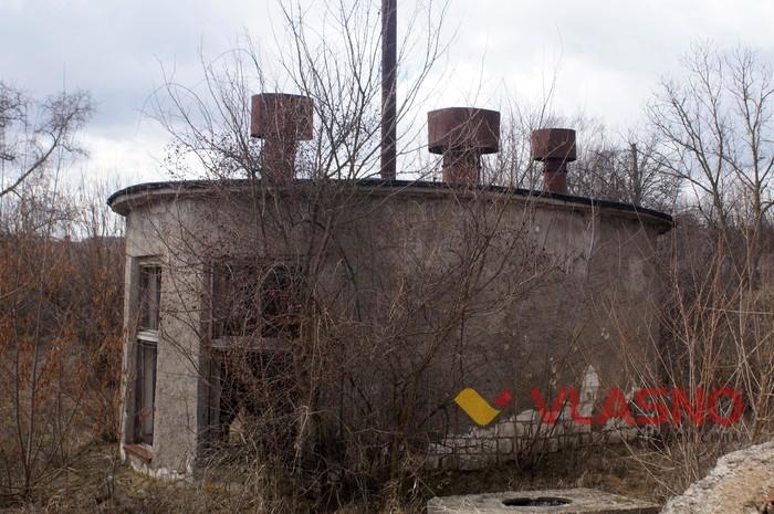 очисні споруди у Цекинівці фото