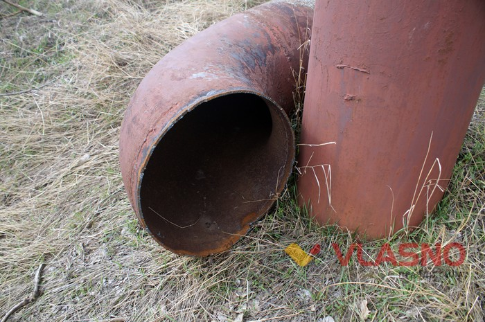 труби у Цекинівці фото