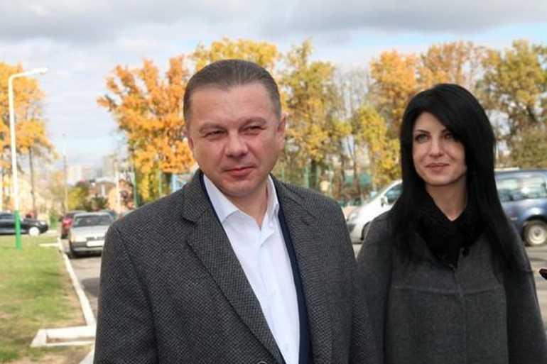 родина Сергія Моргунова фото