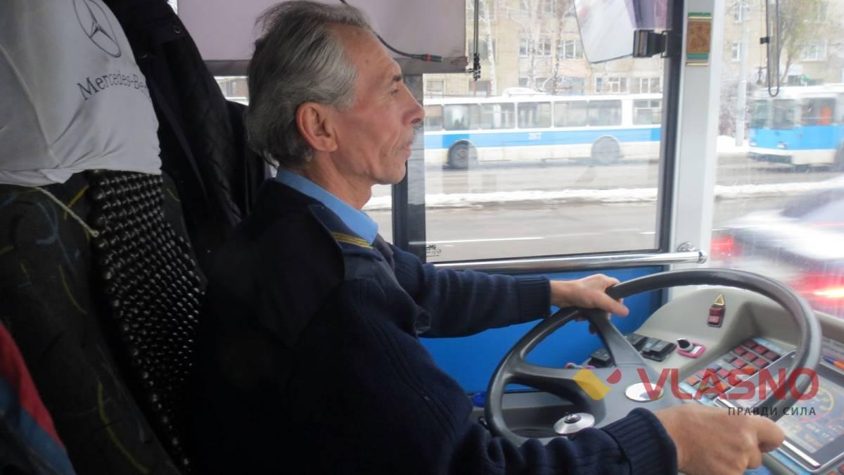 d7dca34c5d6ad2 Піднімає настрій пасажирам та дає корисні поради водій тролейбуса у Вінниці