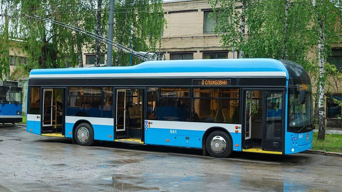 8019ed758a7c76 Вінничани можуть протестувати тролейбус місцевого виробництва ...