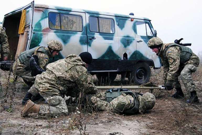 алкоголь у Збройних Силах фото