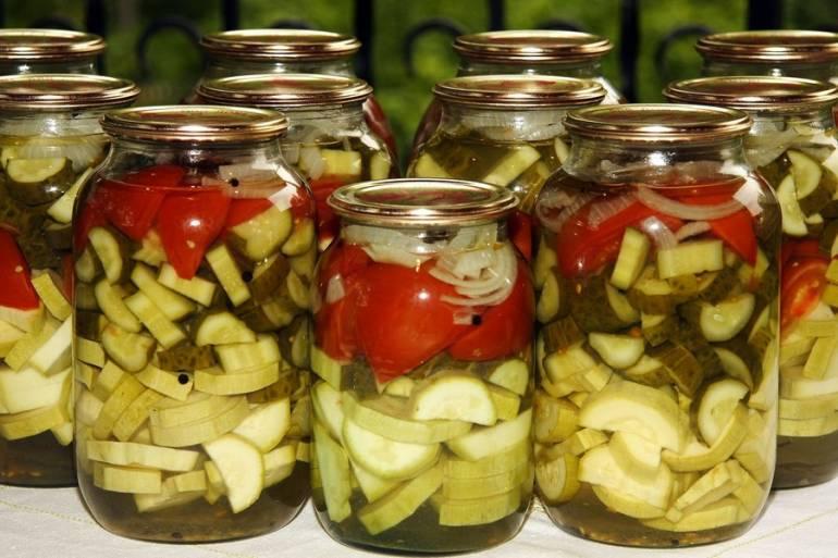 домашняя консервация рецепты с фото