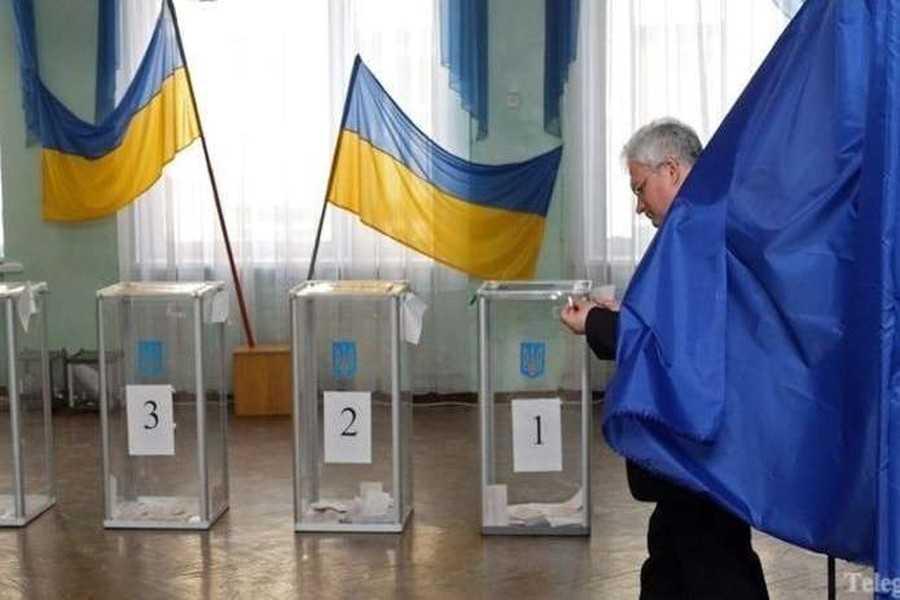 вибори в ОТГ фото