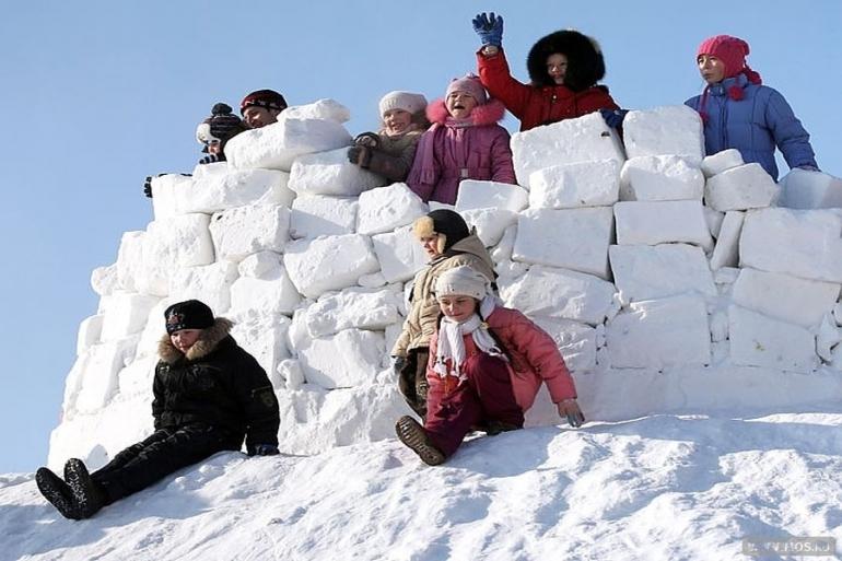 Что можно делать зимой на каникулах